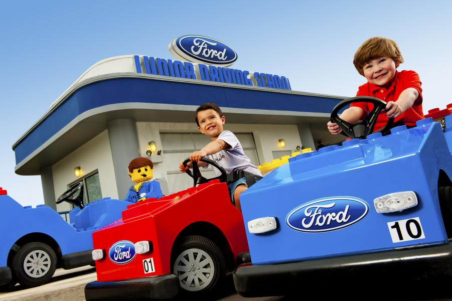 Driving School Orlando >> Ford Jr. Driving School | LEGOLAND Florida Discount Tickets | Undercover Tourist