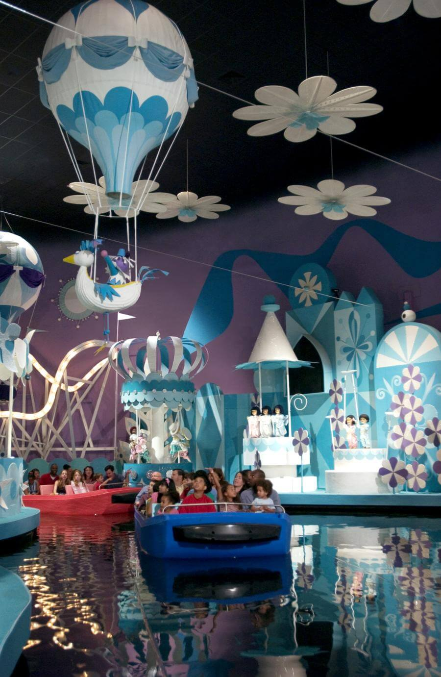It's a Small World® Attraction