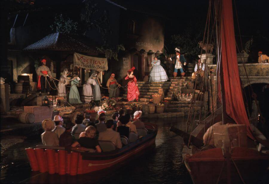 Pirates of the Caribbean® Attraction