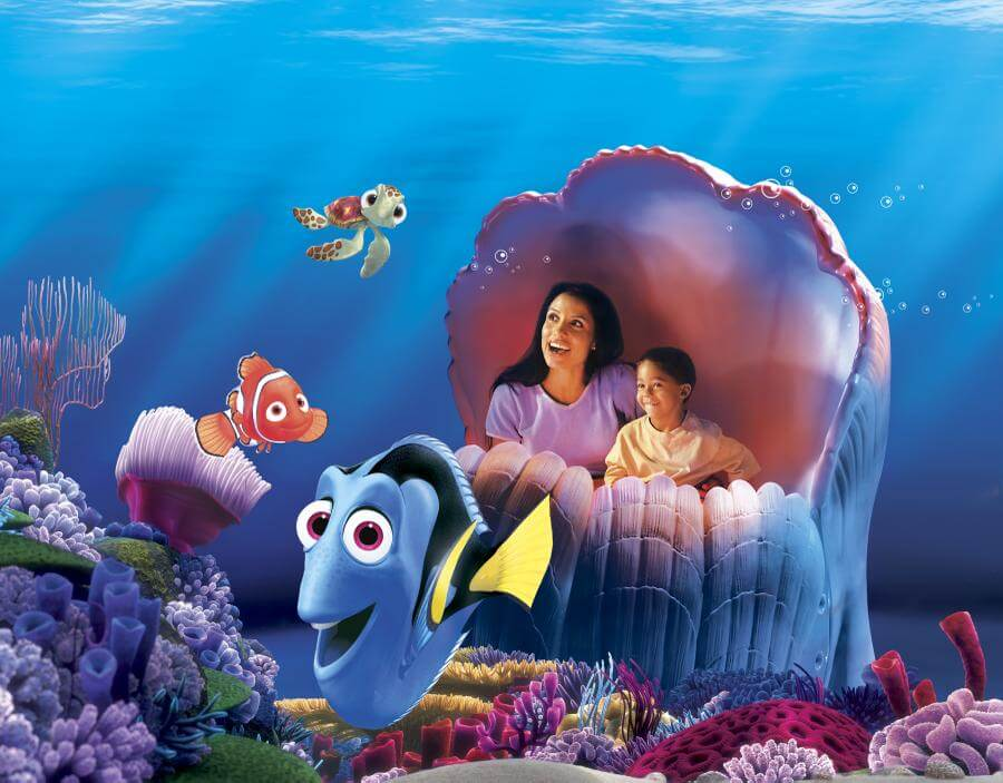 the seas with nemo and friends epcot disney discount tickets. Black Bedroom Furniture Sets. Home Design Ideas