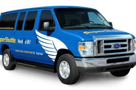 SuperShuttle is the leader in airport transportation with over 30 years of experience and million passengers served.